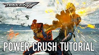 Video tutorial #2 - Power Crush
