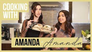 I Followed a Recipe Entirely in Spanish! with AMANDA DIAZ || Amanda Steele by Amanda Steele