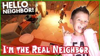 I'm the Real Neighbor Of Them All / Hello Neighbor