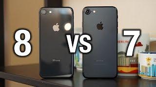Video iPhone 8 vs iPhone 7 - Differences that matter? MP3, 3GP, MP4, WEBM, AVI, FLV Oktober 2017
