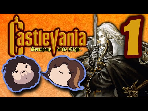 Castlevania Symphony Of The Night: Vampire Raves - PART 1 - Game Grumps