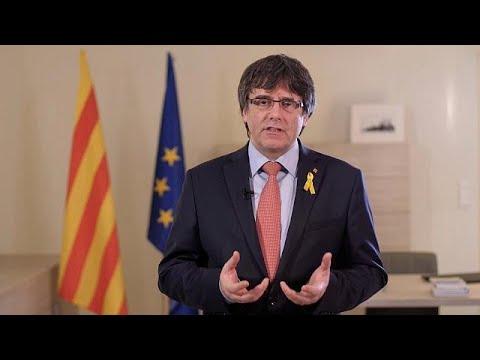 Πουτζντεμόν: Παραίτηση από την διεκδίκηση της προεδρίας της Καταλονίας …