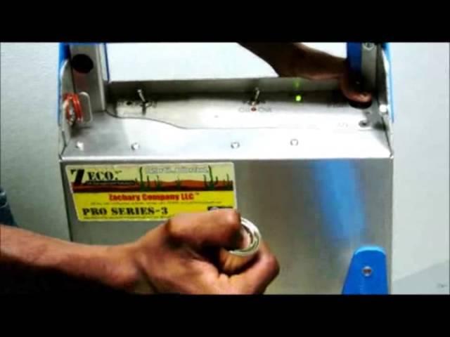 ZECO® PRO 3 Check Hoses Troubleshoot SPANISH