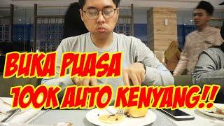 Video BUKA PUASA ALL YOU CAN EAT CUMA 100 RIBUAN LANGSUNG KENYANG BEGO!! MP3, 3GP, MP4, WEBM, AVI, FLV Mei 2019