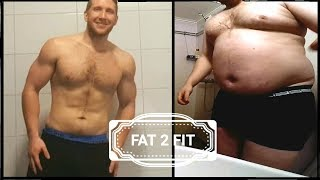 Video FAT TO FIT - 50 POUND BODY TRANSFORMATION MP3, 3GP, MP4, WEBM, AVI, FLV Januari 2019