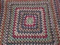 VERY EASY crochet granny square blanket - never ending crochet granny square baby blanket