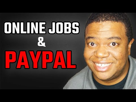 15 EASY Online Jobs that Pay Through Paypal FAST!