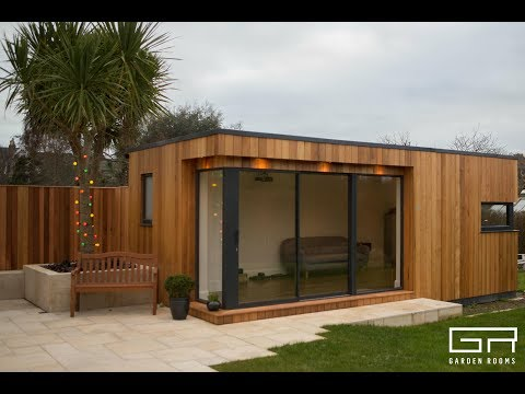 , title : 'Ireland's Most STUNNING Garden Rooms, Home Gyms & Garden Offices! MUST SEE!'