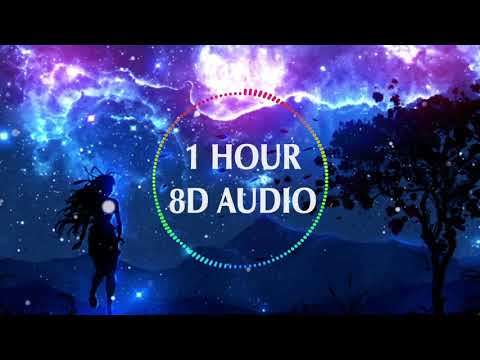 (1 HOUR) Marshmello - Alone (8D AUDIO) 🎧