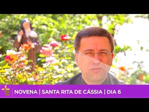 NOVENA | SANTA RITA DE CÁSSIA | DIA 6