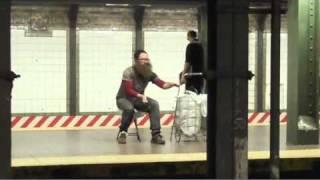 Super Awesome Homeless Dude - Menomena