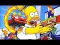 O Gta Dos Simpsons: Que Jogo Da Mulesta