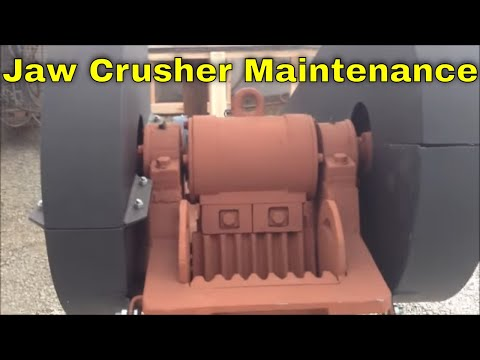 Jaw crusher 6