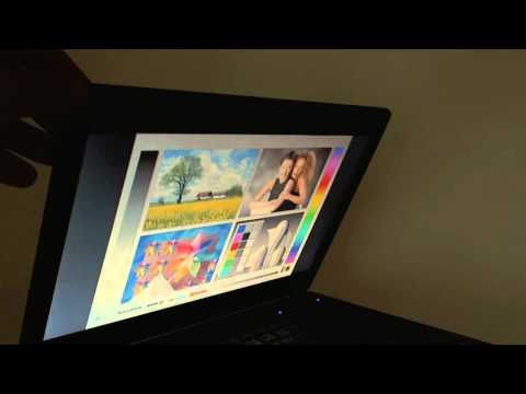 Viewing Angles Acer TravelMate TimelineX 8473TG 14