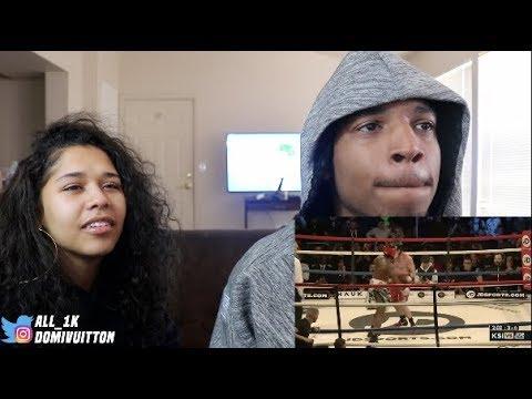 WHO NEXT? KSI vs Joe Weller Fight HIGHLIGHT-REACTION (видео)