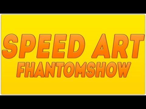 SpeedArt [Шапка] #4 - FhantomShow