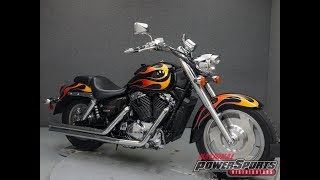 6. 2007  HONDA  VT1100 SHADOW 1100 SABRE  - National Powersports Distributors