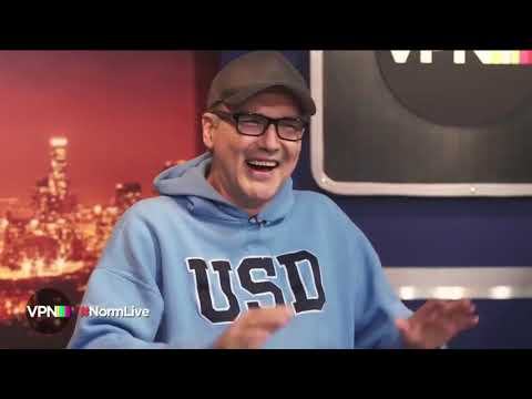Norm Macdonald Live Ending on a High Note