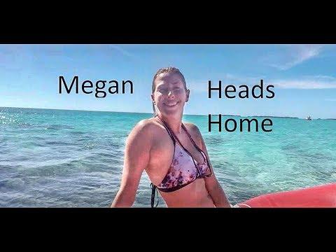 Megan Heads Home - Sailing Doodles Episode 16
