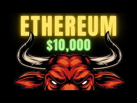 ETHEREUM SUPER BULLISH || $5K, $10K TARGETS || EIP 1559 || JULY ETH HARDFORK
