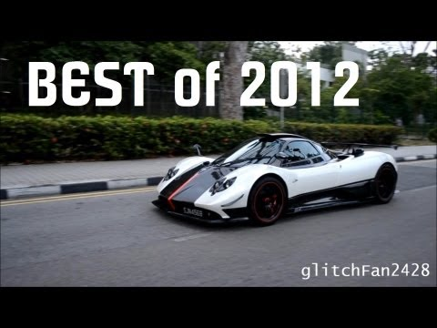 Best Exotic Car Moments of 2012