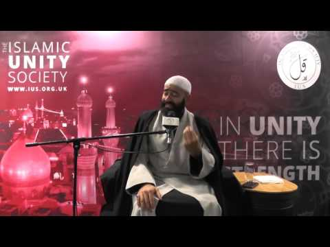 11: Islam by name but not by action - Sheikh Ali Mehdi