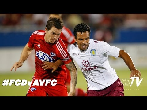 villa - Goals on either side of halftime give EPL side win over FC Dallas. For highlights, exclusive interviews & more, subscribe to the FC Dallas YouTube page → www.youtube.com/fcdallas - Follow...