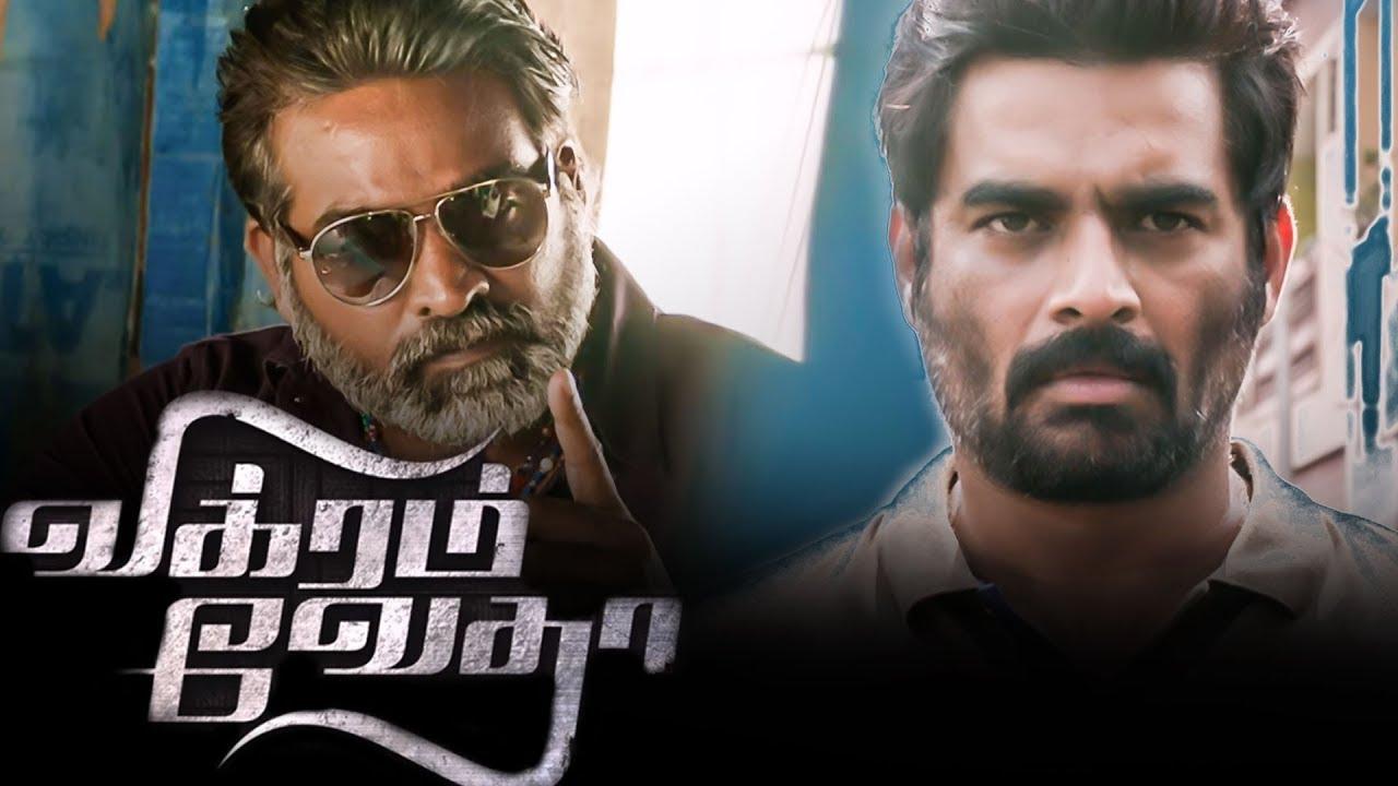 Vikram Vedha Official Trailer Exclusive Review | R.Madhavan, Vijay Sethupathi