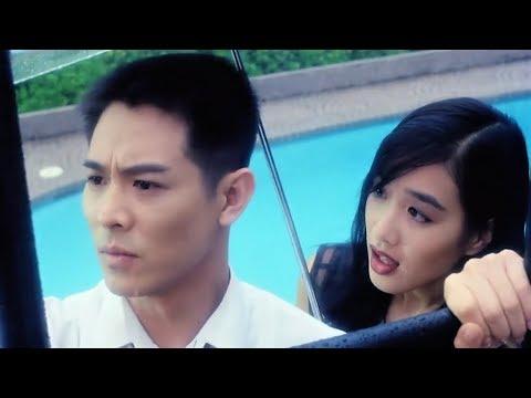 "Beautiful music from Jet Li Movie ""The Defender"" - 中南海保镖主题曲""请你看着我的眼睛"""