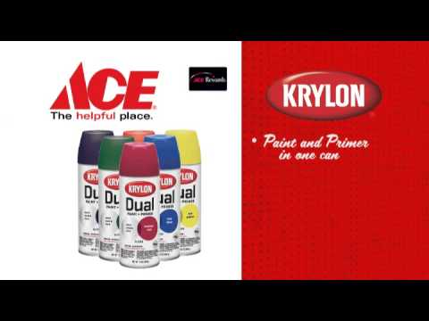 Pleasant Hardware - Allreds Ace Hardware Highland and Pleasant Grove: Krylon Promotion Dual $3.99.
