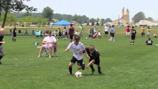 Fever U-10 Boys Columbus Ohio Tournament Champs.