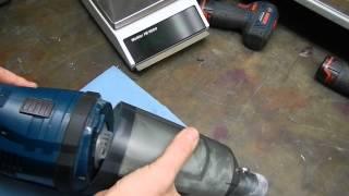 GAS 18 V-Li neues Filterkonzept - Der Test