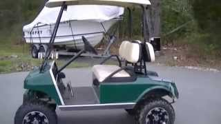 7. Golf Cart Hop Up for speed and torque off road - see description too!