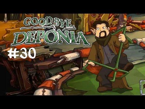 Deponia 3 #30 Klappstuhl-Goon's Heimwerker-Tipps ☆ Let's Play Goodbye Deponia