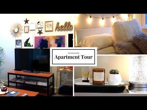 #VIMHouseTours Episode 1 | Apartment Tour! | VIM Magazine