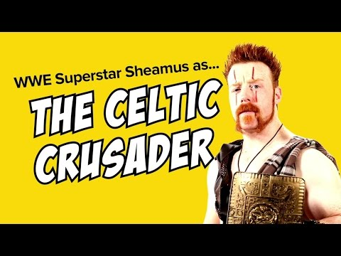 text - Text STAR to 38383 and join Sheamus in the fight against bullying with The Bully Text: Superstar Edition.