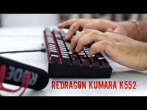 Redragon Kumara K552 Mechanical Keyboard Review Action News Abc
