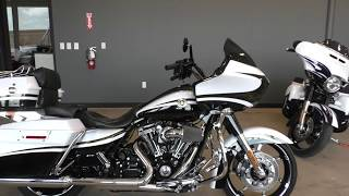 4. 954146   2012 Harley Davidson CVO Road Glide Custom   FLTRXSE Used motorcycles for sale