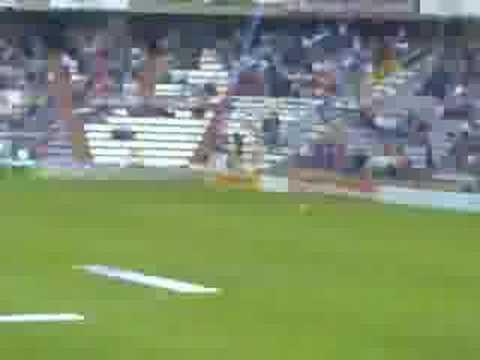 Real Valladolid en el estadio José Zorrilla
