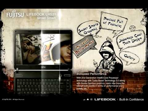 LIFEBOOK LH531 - STREET SMART