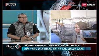 Video Jubir TKN Jokowi-Ma'ruf Amin Kecewa Prabowo-Sandi Percaya dengan Kasus Hoaks - iNews Pagi 05/10 MP3, 3GP, MP4, WEBM, AVI, FLV Desember 2018