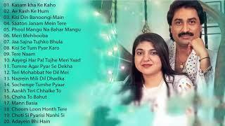 Video बेस्ट ऑफ अल्का याग्निक कुमार सानू हिट्स   नवीनतम बॉलीवुड रोमांटिक गाने, 90's सदाबहार MP3, 3GP, MP4, WEBM, AVI, FLV Agustus 2019