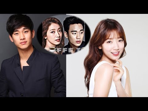Fans Park Shin Hye and Kim Soo Hyun are waiting the movie A Coffee To Go
