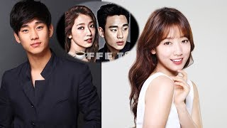 Video Fans Park Shin Hye and Kim Soo Hyun are waiting the movie A Coffee To Go MP3, 3GP, MP4, WEBM, AVI, FLV Maret 2018