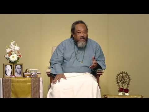 Mooji Video: The Opportunity That Satsang Offers