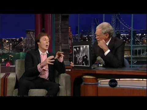 Video 1 Paul McCartney Letterman download in MP3, 3GP, MP4, WEBM, AVI, FLV January 2017