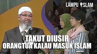 Video MENANGIS TAKUT DIUSIR Orangtua Jika MASUK ISLAM | Dr. Zakir Naik UMY Yogya 2017 MP3, 3GP, MP4, WEBM, AVI, FLV Oktober 2017