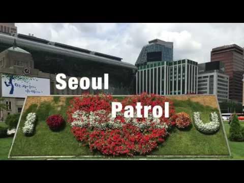 Hanyang International Summer School 2016 - Seoul Patrol