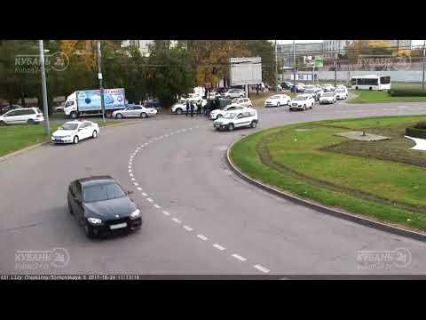 Авария в Краснодаре