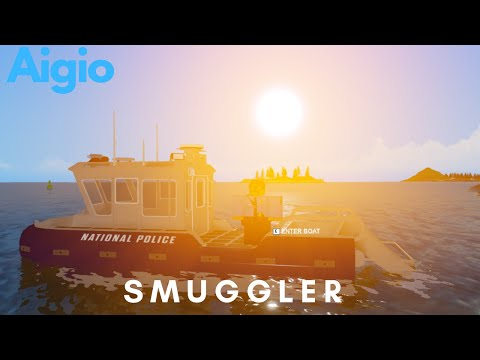 ROBLOX - Catching Smuggler (Full Episode)